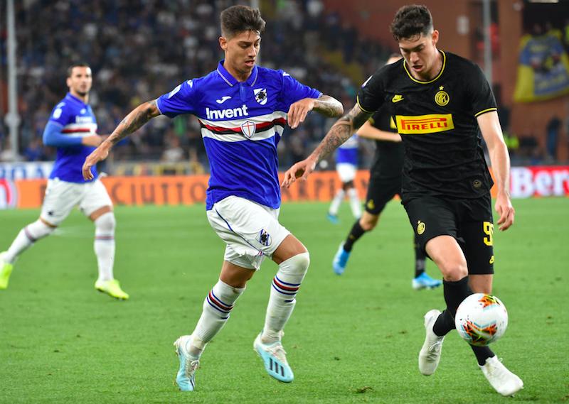 Sampdoria-Roma, le formazioni ufficiali: Ranieri cambia tutto, gioca Kalinic