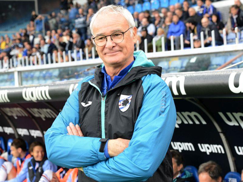 """Ranieri: """"Quagliarella si è sbloccato. Rigoni, voglio di più! Gabbiadini fior di giocatore, Ramirez…"""""""