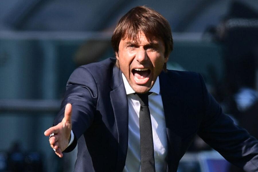 """Inter, la Gazzetta: """"Conte stravolto: una furia negli spogliatoi! Si racconta che…"""""""