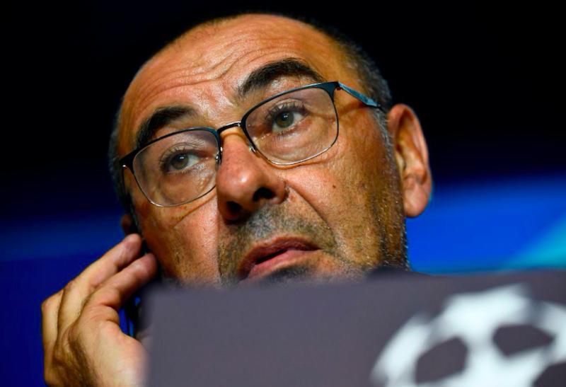 """Sarri: """"La verità su Ramsey: è ancora out, cosa succede. Rabiot, Dybala e Higuain…"""""""