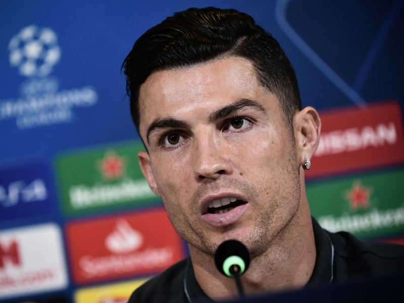 """Ronaldo: """"Sarri? Ora sono più felice. E non è vero quello che dicono i giornalisti"""""""