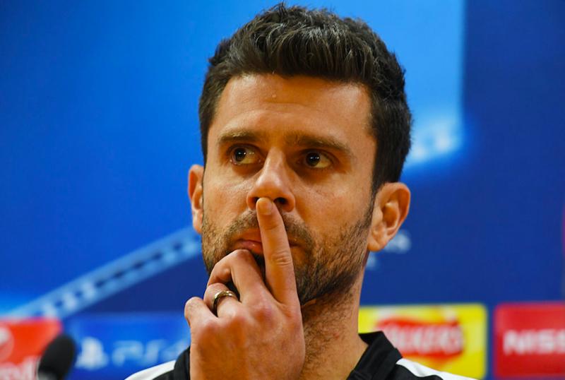 """Thiago Motta: """"Kovalenko è già pronto per giocare! La punta deve saper giocare, il modulo…"""""""