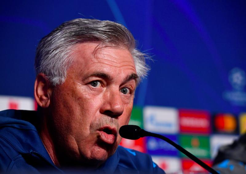 """Ancelotti: """"Ora spazio a Milik! Mertens dal 1', come sta Lozano, l'emergenza in difesa…"""""""