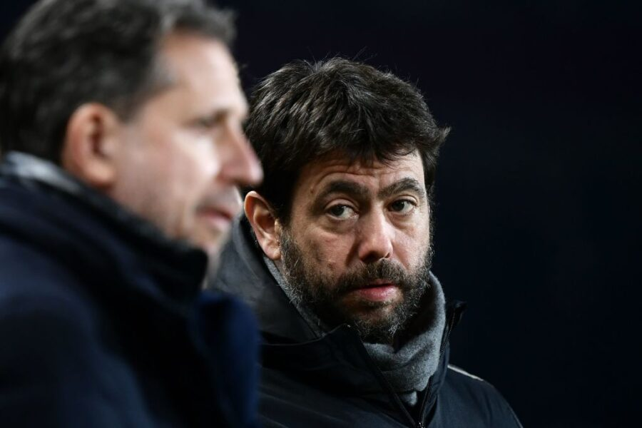 """Gazzetta: """"Agnelli incontra Sarri in segreto: cosa gli ha comunicato"""""""