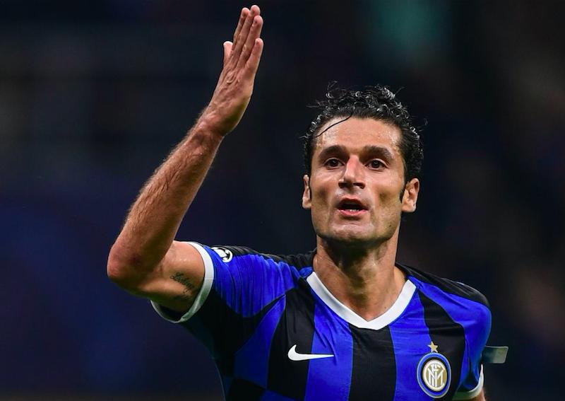 """Inter, Sky: """"Candreva e Borja in pole, occhio a D'Ambrosio: le scelte per la Roma"""""""