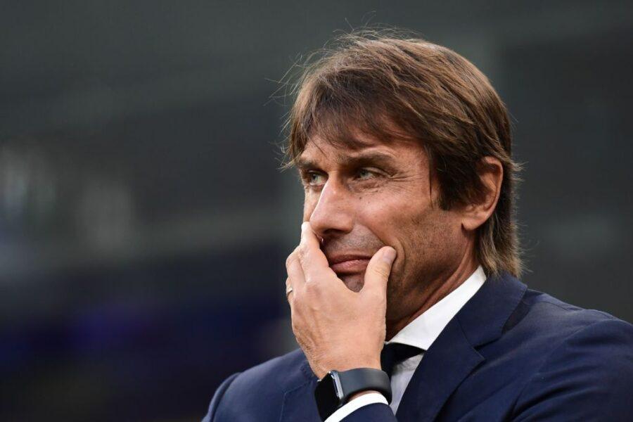 """Conte replica così a Marocchi in diretta: """"Palla avanti? Inaccettabile, io non sono quello giusto"""""""