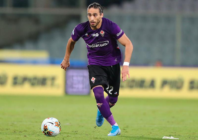 Fiorentina, da Caceres in Uruguay al dubbio Castrovilli: le scelte per l'Atalanta