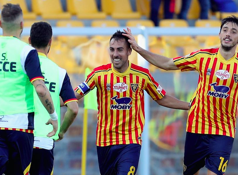 Falco c'è, dubbi Calderoni e Babacar: le ultime sulla formazione del Lecce