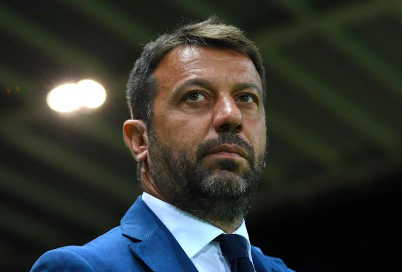 """D'Aversa: """"Kucka, stop muscolare! Kulusevski soffre delle chiacchiere, così non va"""""""