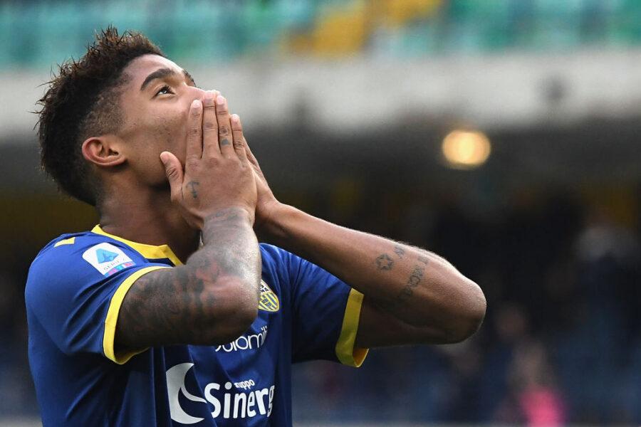 Salcedo è da record e si prende il posto nell'Hellas: esplode il talento dell'Inter