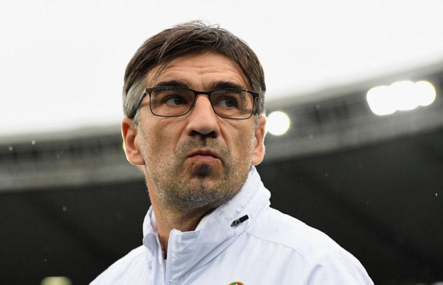 """Juric: """"Borini ancora da valutare, Salcedo è out. Zaccagni, Lazovic e Veloso…"""""""