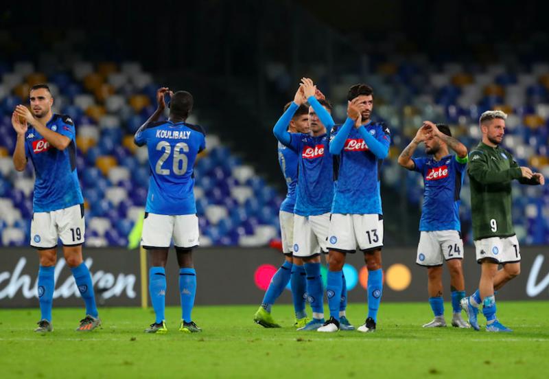 Napoli, quanti fischi: la reazione dei tifosi dopo il fischio finale contro il Genoa