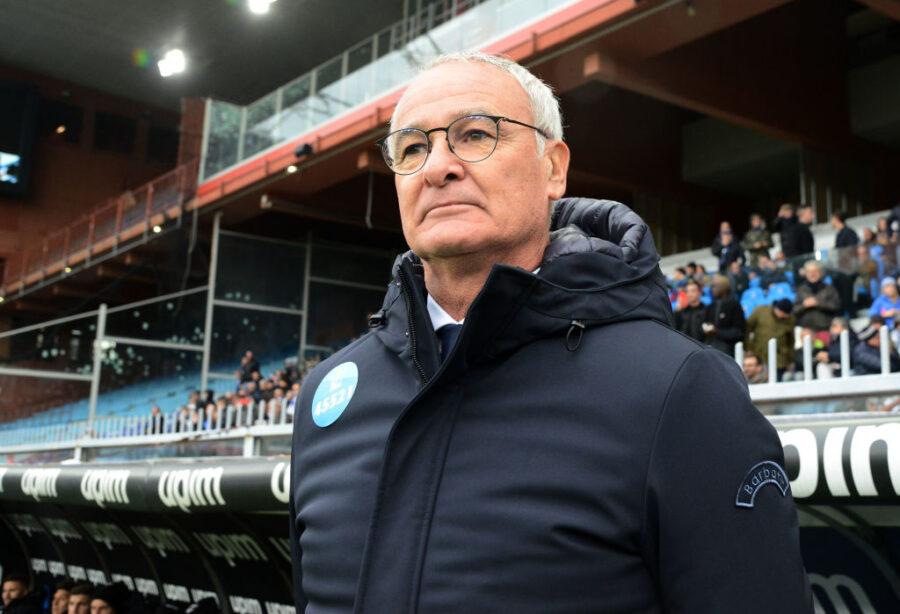 """Ranieri: """"Quagliarella e quelle parole dopo il cambio: gli faccio una promessa"""""""