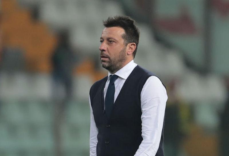 """D'Aversa: """"Inglese ora è cambio obbligato, Kurtic sarà titolare. Hernani si è fatto male"""""""