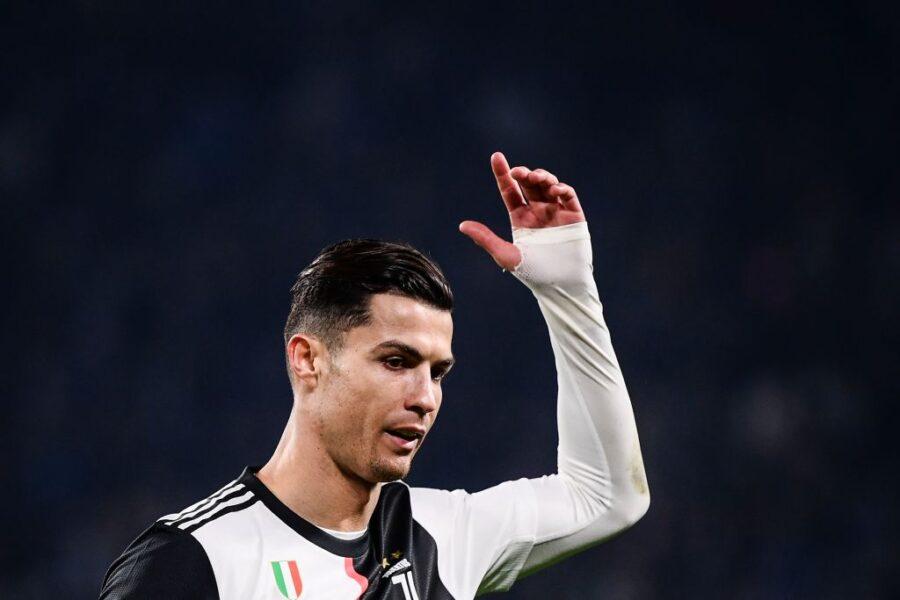 """Gazzetta: """"Ronaldo, la Juve aspetta che dica qualcosa ai compagni. E il ginocchio…"""""""