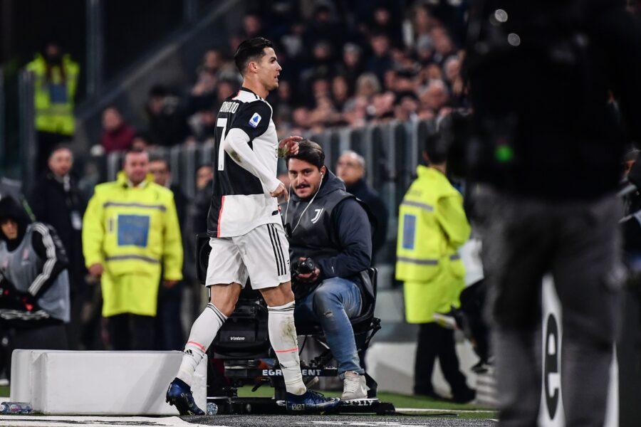 Cristiano Ronaldo, svelate le parole di quel labiale «di fuoco» contro Sarri