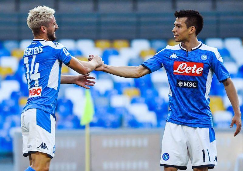 Napoli, Ancelotti e la novità tridente: i cambi già in mente per il Milan