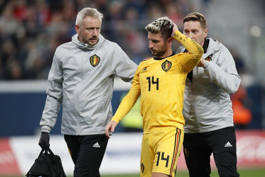 "Mertens: ""Ho avuto la risposta dei medici: per fortuna sto bene, sarò pronto…"""