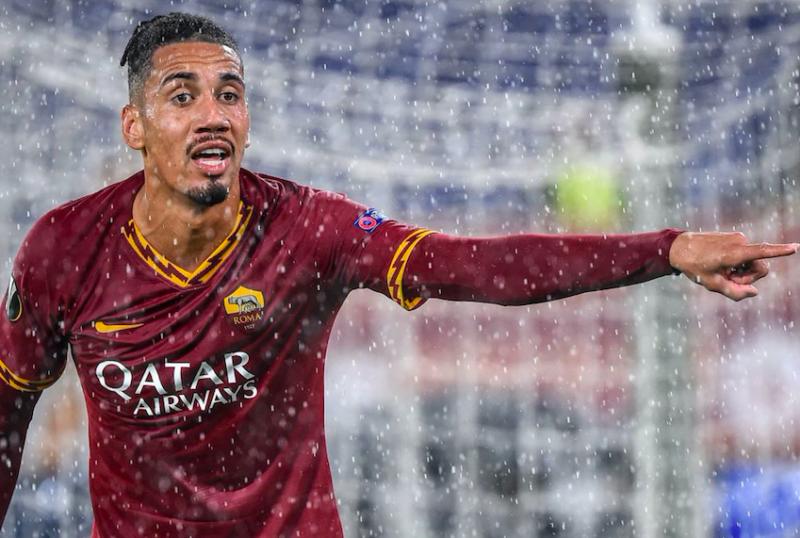 """Smalling: """"Kanté ha ragione a non allenarsi: qui alla Roma invece…"""""""