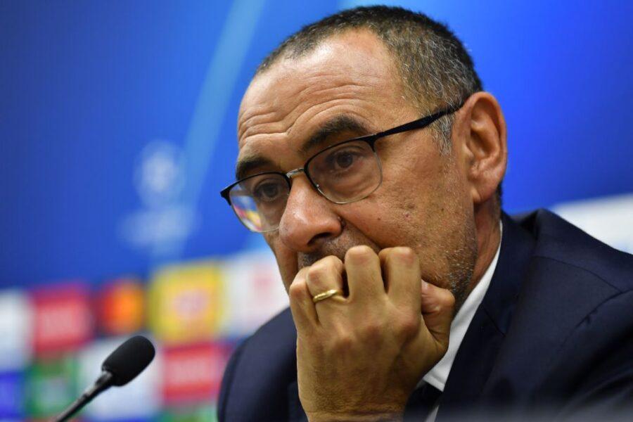 "Sarri: ""Ronaldo, Dybala, Higuain, Ramsey, Bentancur: la gestione per domani. Pjanic ora…"""