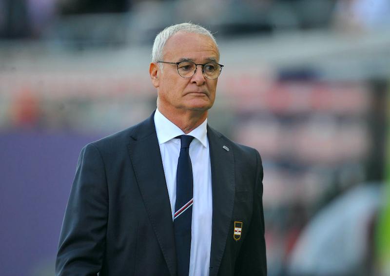 """Ranieri: """"Resto o vado via? La Samp è abituata a vendere, non sta a me…"""""""