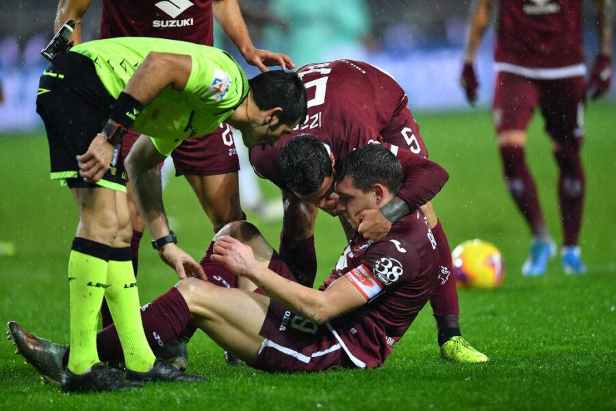"""Coronavirus, il Torino isola l'unico positivo: """"sparirà"""" dagli allenamenti"""
