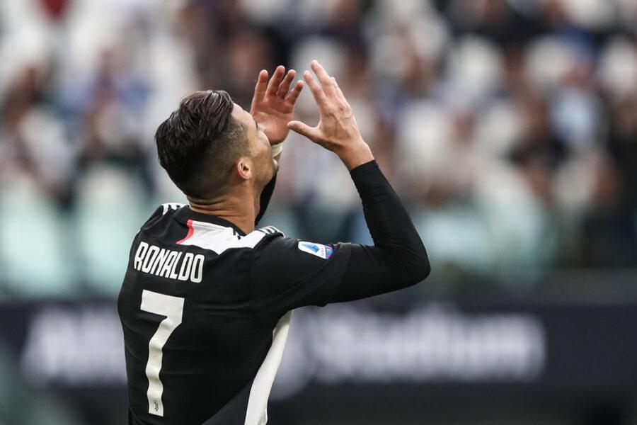 Ronaldo, il ginocchio e la scelta fatta sul riposo per la prossima partita
