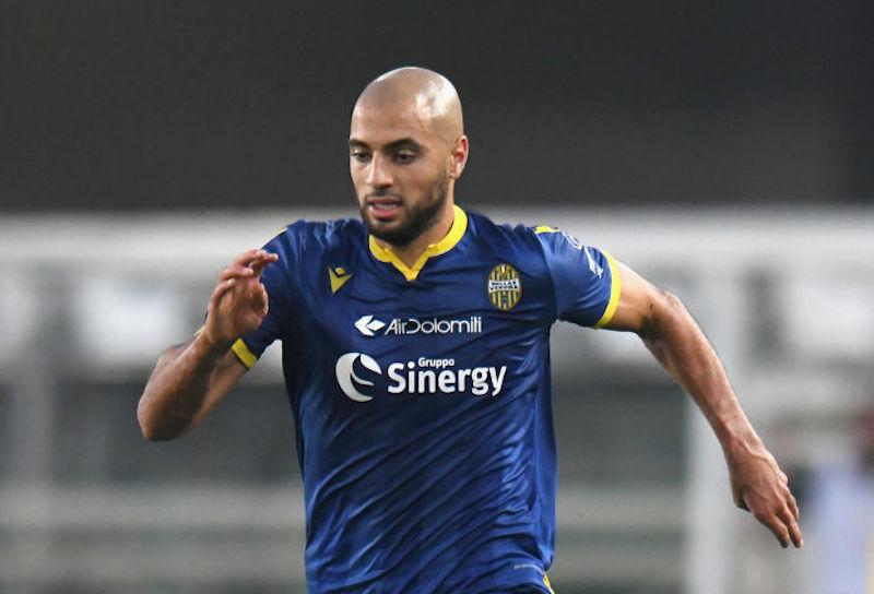 Verona, Amrabat espulso contro il Milan: quale partita salterà tra Lazio e Juve