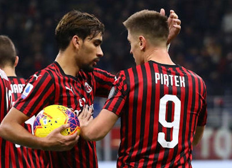 Milan, i convocati per il Parma: fuori Paquetá! Torna Castillejo, non c'è Caldara