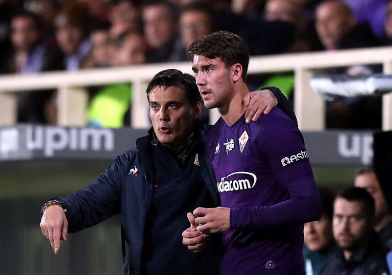 Fiorentina, lo strano dubbio ora è in attacco: le prove di Montella