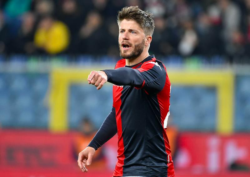 """Ds Genoa: """"Schone a rischio, Romero è out. Pinamonti? Vi ospiterei agli allenamenti…"""""""
