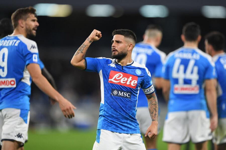 Il primo Napoli di Gattuso: da Zielinski a Insigne, come cambia la formazione