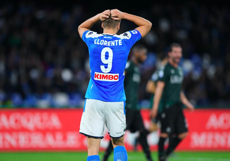 FORMAZIONI UFFICIALI – Udinese-Napoli: fuori Llorente! Callejon c'è, gioca Lasagna