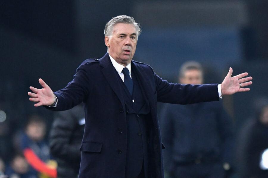 """Ancelotti: """"Mai pensato di lasciare! Se Gattuso parla col Napoli ci sta. Insigne fuori perché…"""""""