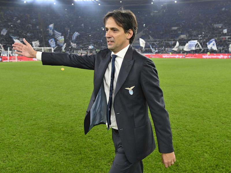 """Inzaghi: """"Luis Alberto non stava bene. Ho già deciso per la prossima"""""""