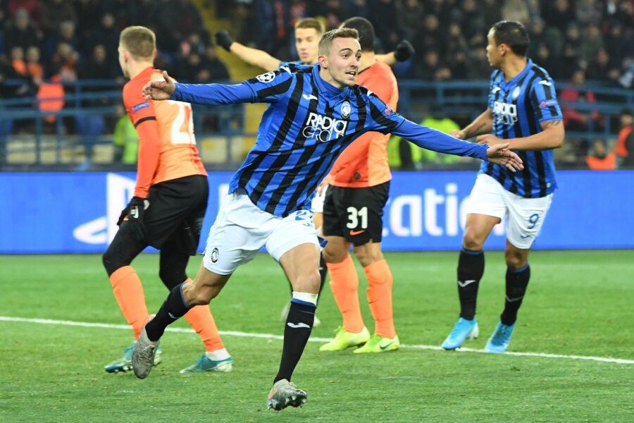 Atalanta agli ottavi di Champions! Caressa impazzisce, Gollini e Papu show a fine match