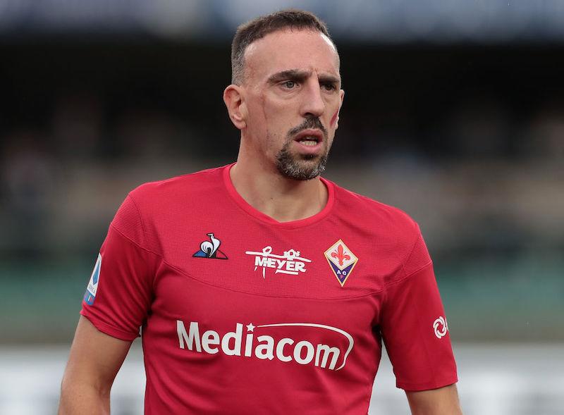 Fiorentina, Iachini non rischia Ribery: salta l'ultima contro la Spal