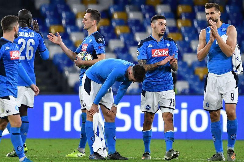 """Il Mattino: """"Napoli-Parma è a rischio rinvio: nubifragio e danni al San Paolo"""""""
