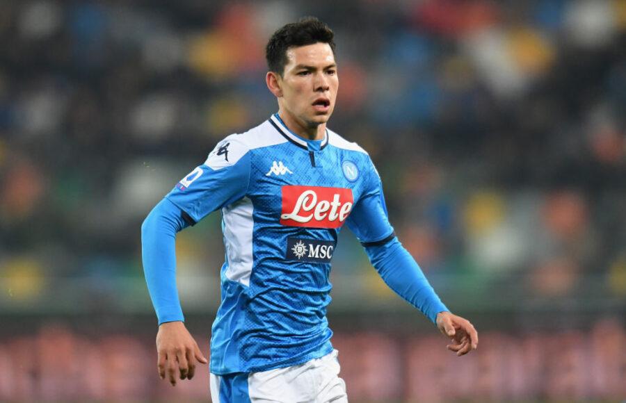 Napoli, la formazione ufficiale in Coppa Italia: ci sono Lozano e Fabian, out Milik