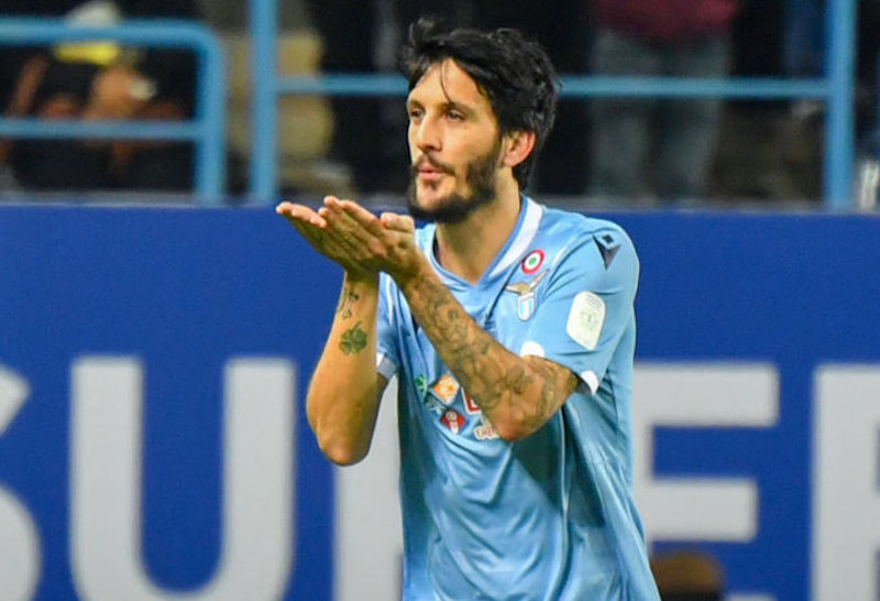Lazio-Verona, le formazioni ufficiali: c'è Luis Alberto, novità Patric e Borini