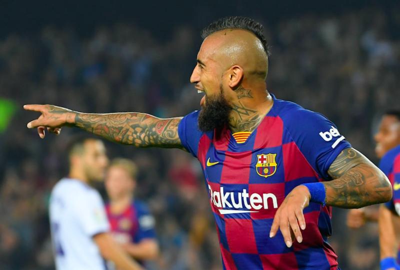 """Vidal: """"Inter? Mai stato così felice a Barcellona, mi sento da Dio qui"""""""