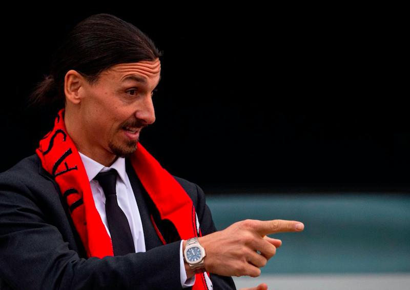 """Gazzetta: """"Ibra valutava di rimanere al Milan, idea dirigenza. Ma ora può smettere"""""""