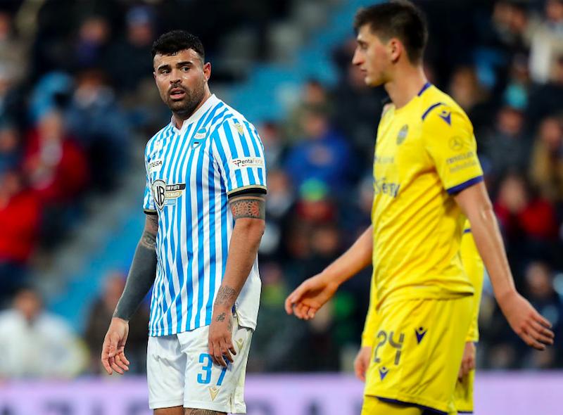 """Spal, in tre saltano il Milan: out Petagna. Semplici: """"Di Francesco non gioca, Dabo sì"""""""