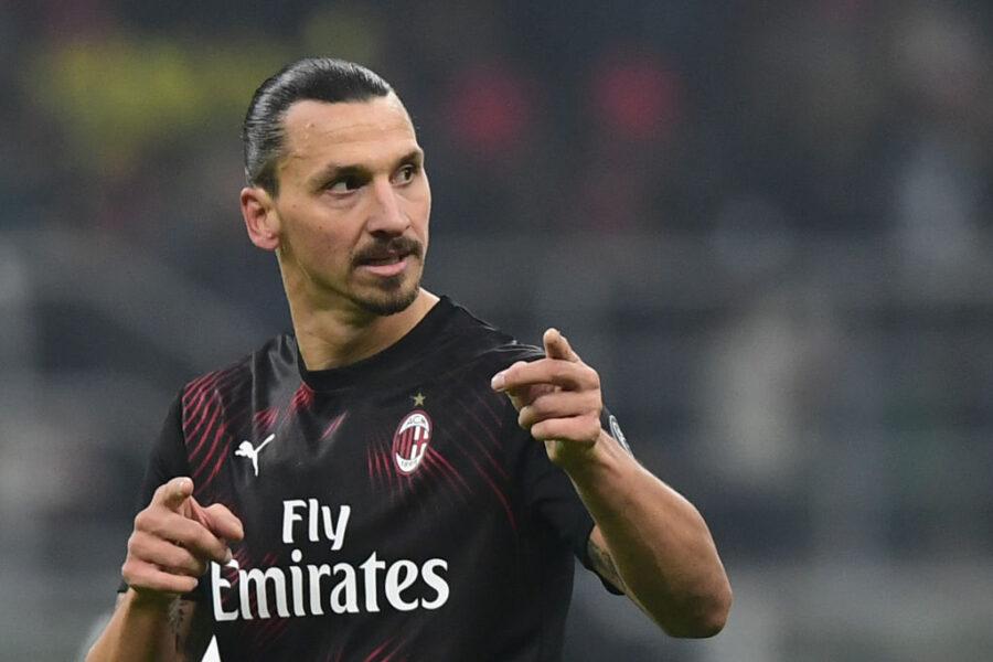 """Ibrahimovic, la Gazzetta: """"Lo stop pesa al fisico: potrà influire, lui…"""""""