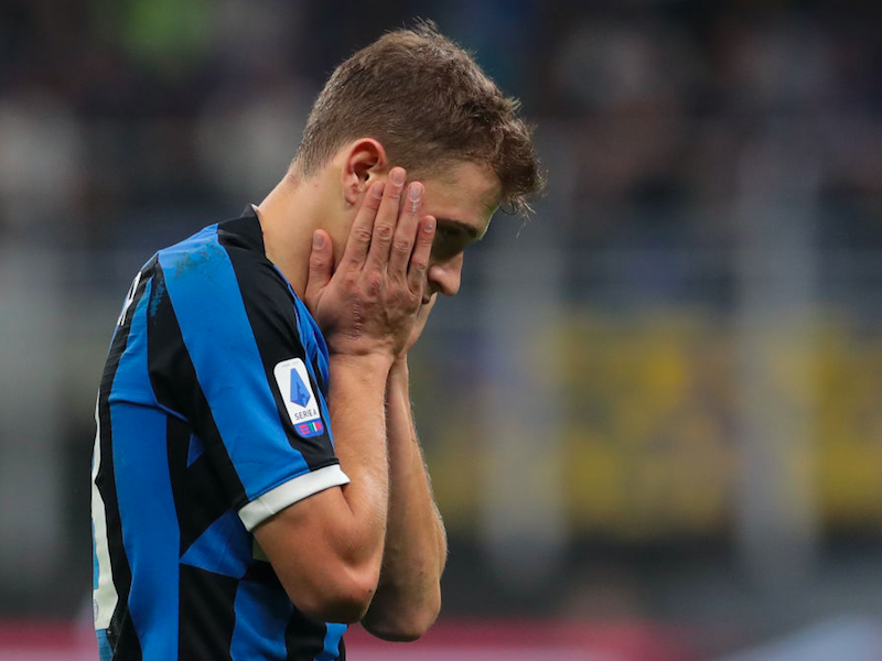 UFFICIALE – Inter, l'esito degli esami per l'infortunio di Barella: i tempi di recupero