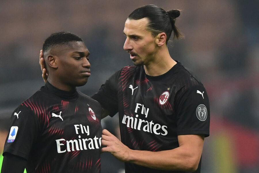 """Milan, Sky: """"Dubbio in porta, ci provano Calha e Calabria. Scelte fatte in attacco"""""""
