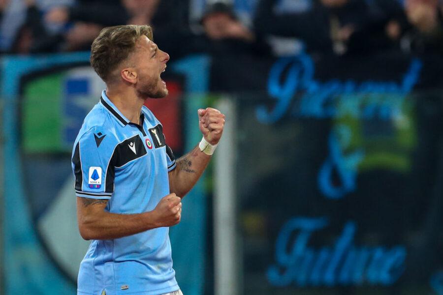 Lazio, straordinari per Immobile: la formazione ufficiale in Coppa Italia