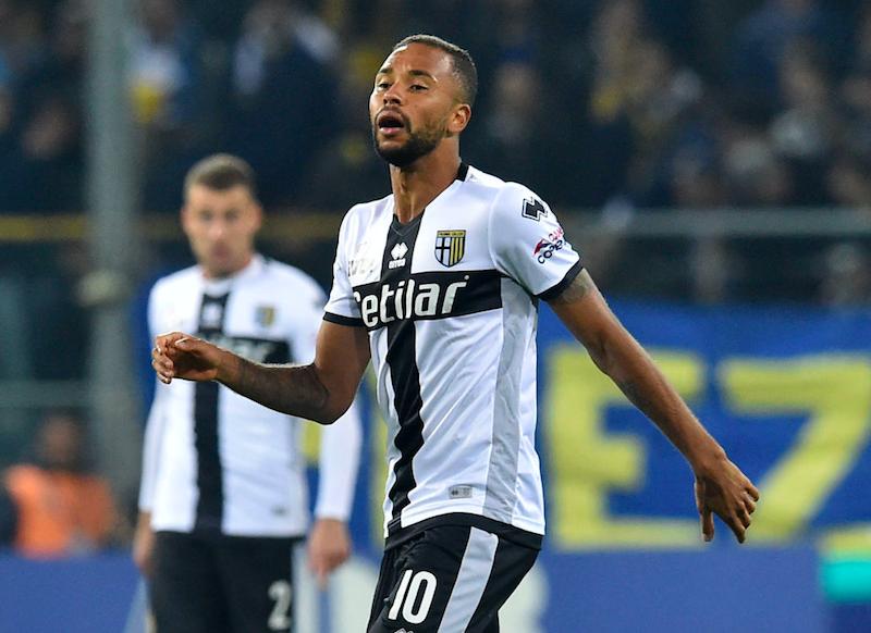 Parma, infortunio Hernani: c'è l'esito degli esami, quanto sta fuori