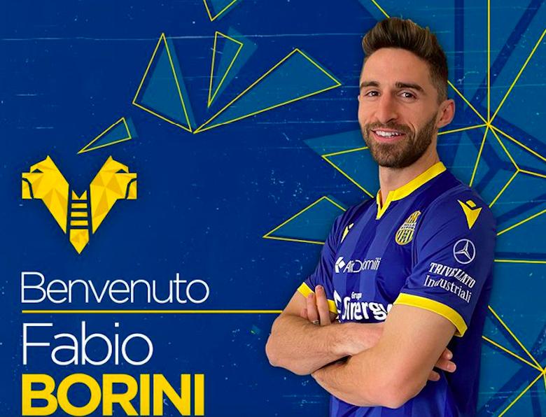 UFFICIALE – Borini è del Verona: perché è una scommessa per l'asta di riparazione