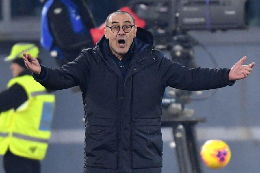 """Sarri: """"Dybala sarà da Pallone d'Oro. Mi girano quando penso che Ronaldo…"""""""
